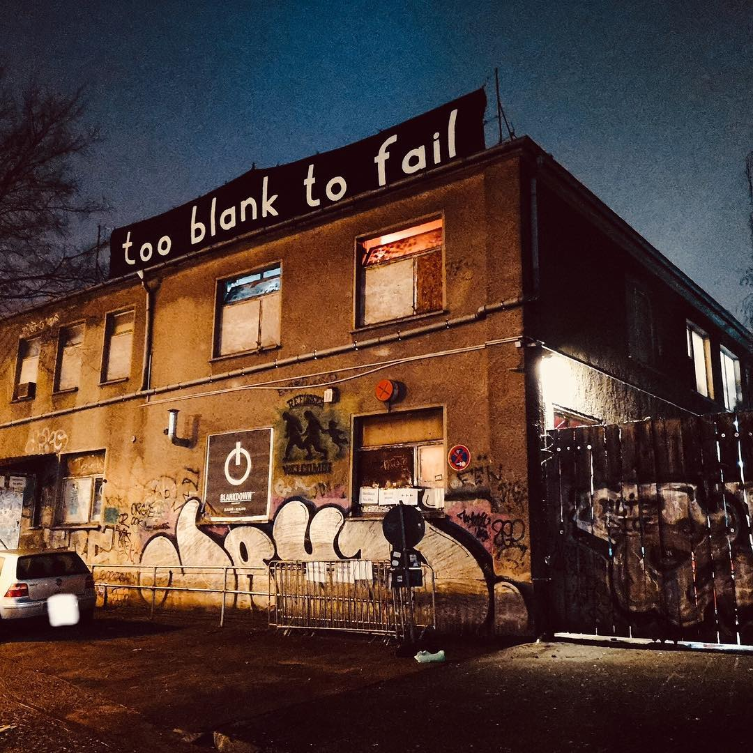 about blank, berlin