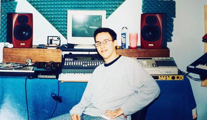 Maceo Plex in the studio